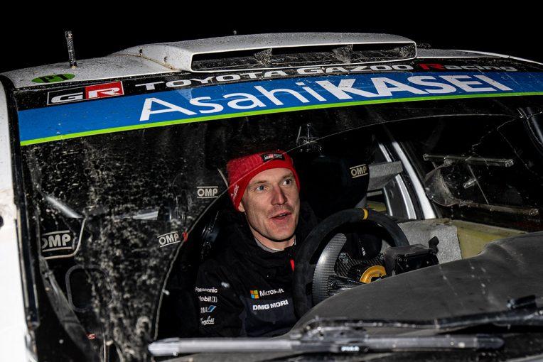 ラリー/WRC | 連続表彰台のラトバラ「今回の結果は自分にとって非常に重要な意味を持つ」/WRC第11戦ラリーGB デイ4後コメント