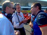 F1 | F1 Topic:日本GP決勝グリッド上でFIAからトロロッソ・ホンダへ突然の伝達