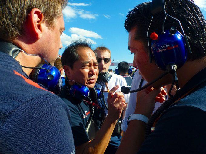 F1 | F1 Topic:トロロッソ・ホンダに一度許可された内容がレース直前のグリッドでFIAから却下された理由
