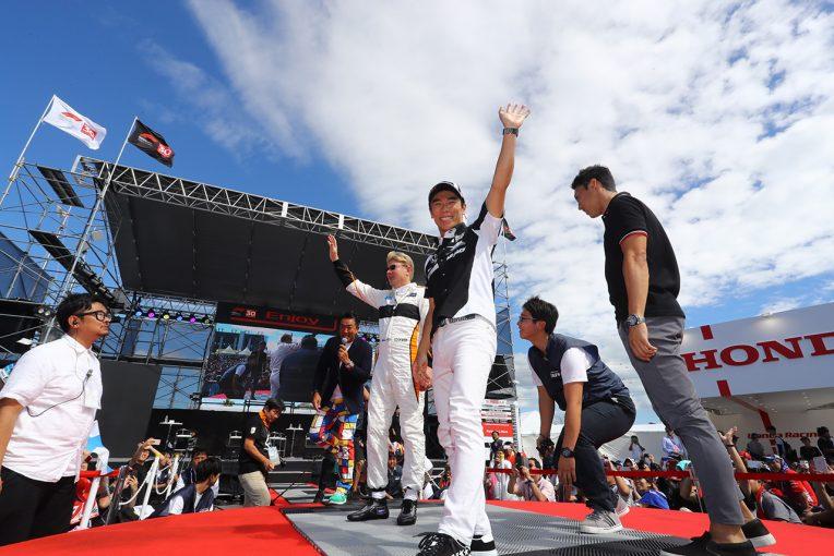 F1 | 鈴鹿のF1デモランに感動の佐藤琢磨「夢の中でドライブしているよう」
