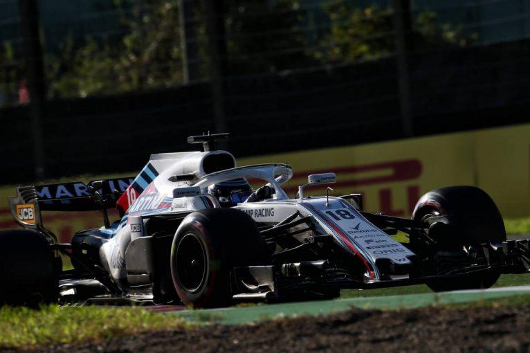 F1   17位フィニッシュのストロール「何ひとつ思い通りにならなかった」/ウイリアムズ F1日本GP日曜