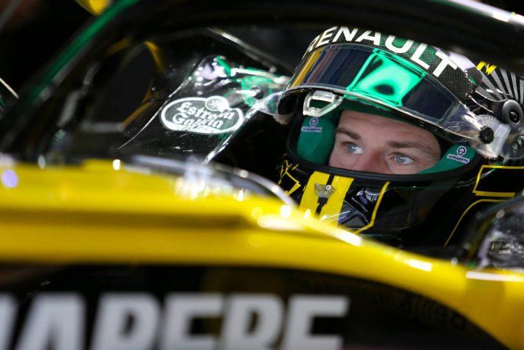 F1 | リタイアのヒュルケンベルグ「マシンのリヤに違和感があった」/ルノー F1日本GP日曜