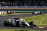 F1 | ルクレール「望んでいた終わり方ではないが、楽しいレースだった」/ザウバー F1日本GP日曜