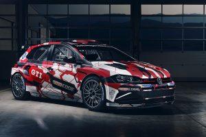 ラリー/WRC   WRC:フォルクスワーゲン、第12戦カタルーニャ投入のポロGTI R5カラーリングを公開