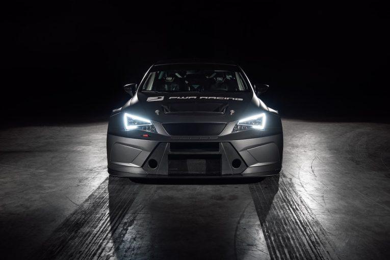 海外レース他 | 北欧ツーリングカー王者のPWR、セアトと共同で612馬力のフルEVプロトタイプ車『PWR001』を発表