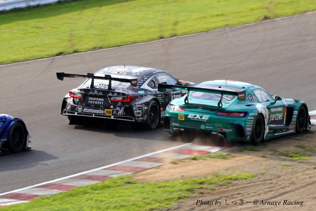 Arnage Racing 2018スーパーGT第5戦富士 レースレポート