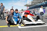 F1 | 【ブログ】Shots!レジェンドF1マシンの音と走りに関係者も大興奮/F1第17戦日本GP2回目