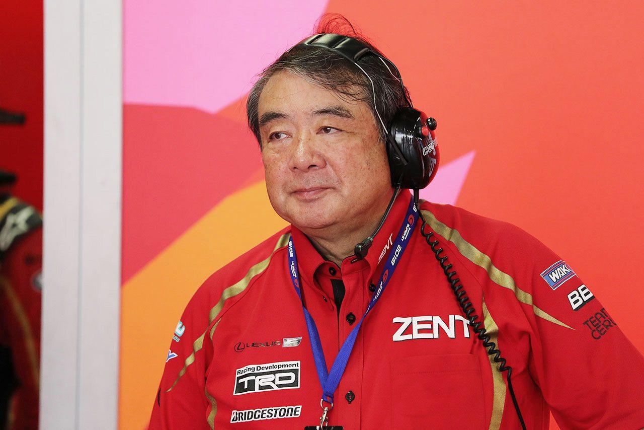 LEXUS TEAM ZENT CERUMO浜島裕英監督、F1参入狙うハンコックとの契約の噂を否定