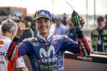 MotoGP | ヤマハの両雄、MotoGPタイGPで躍進。6戦ぶり表彰台のビニャーレス「日本でも同じように戦えるか」