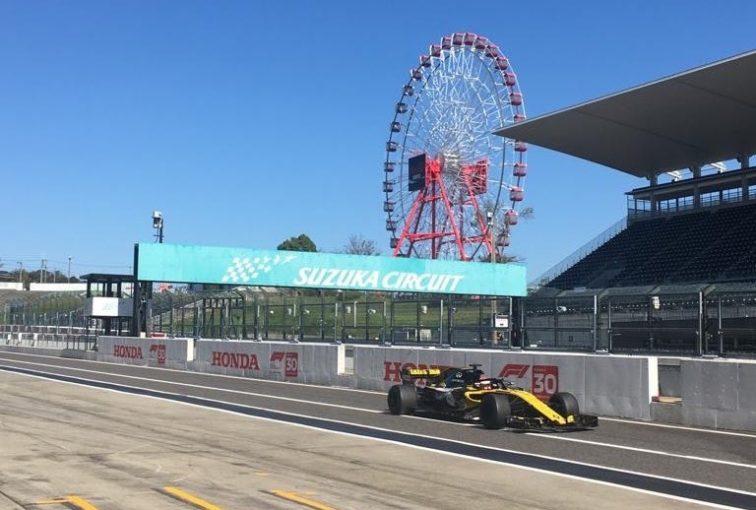 F1 | 鈴鹿でピレリが2019年用F1タイヤテスト。ルノーが走行