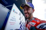 MotoGP | MotoGP:ドヴィツィオーゾ、マルケスとの激闘に敗れるもタイでの2位は「アラゴンの2位より価値がある」