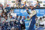 海外レース他 | NASCAR第30戦:シボレーのエリオットがカップ戦オーバル初優勝。トヨタ勢は2位に食い込む