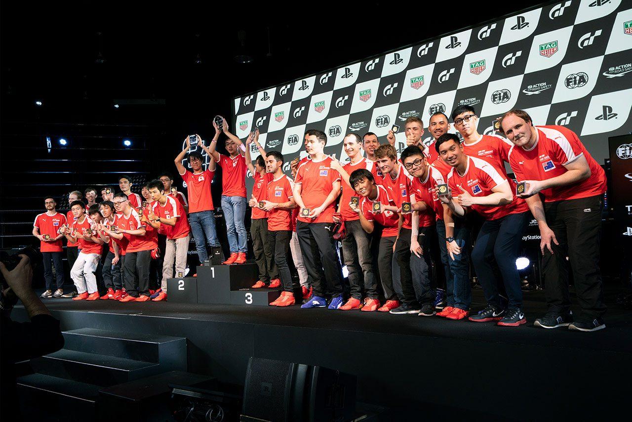 アジア・オセアニア圏の『グランツーリスモSPORT』頂上決戦で日本人プレーヤーが優勝