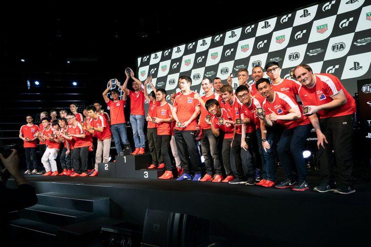 アジア・オセアニア地域の頂点を極める争いに30名のトッププレーヤーが集った