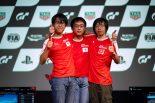 アジア・オセアニア選手権決勝でトップ3に入ったプレーヤーたち