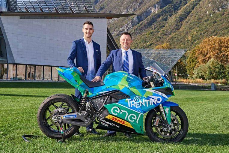 マッテオ・フェラーリ/Team Trentino Gresini