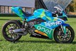 Team Trentino GresiniのMotoEマシン