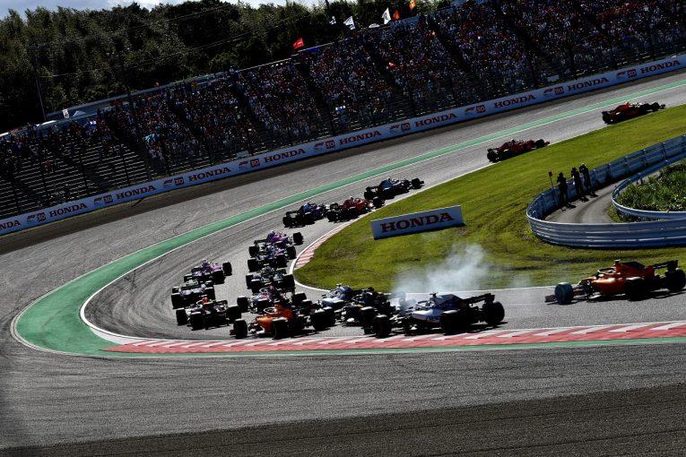 F1   F1、完走全車にポイントを与える新制度を検討も、合意に至らず。2019年の導入は断念