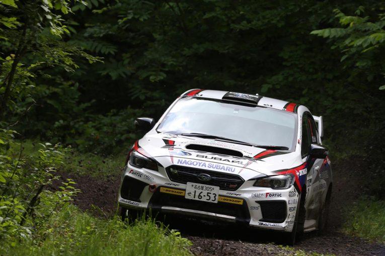 ラリー/WRC | 全日本ラリー:勝田範彦が怪我のため第9戦ハイランドマスターズを欠場