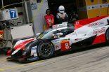 FP1に続きFP2でも最速タイムを記録した8号車トヨタTS050ハイブリッド