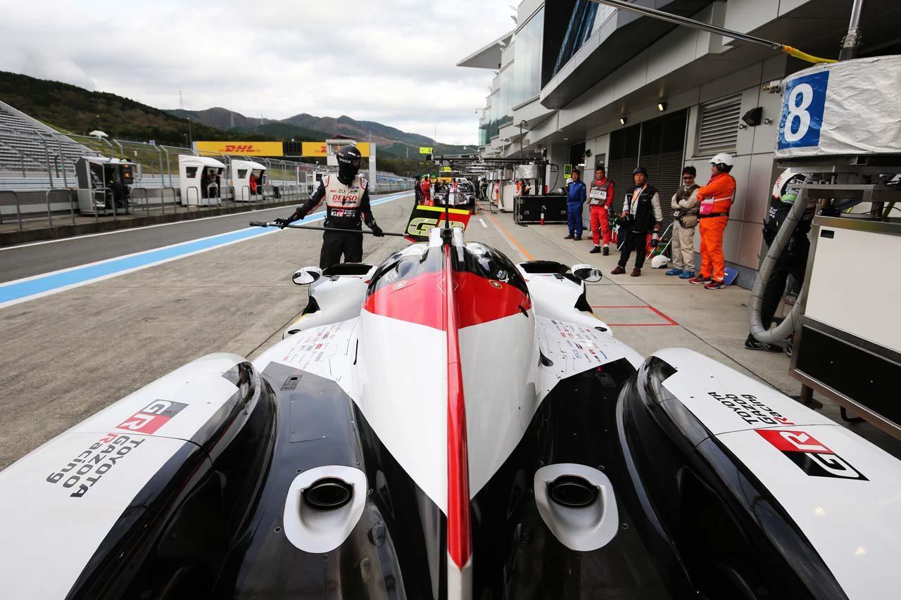 WEC富士:トヨタ、EoT変更も凱旋レース初日を1-2発進