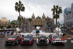 ラリー/WRC | WRC:全14戦の2019年開催スケジュール発表。来季の日本復活ならず、チリが開催国入り