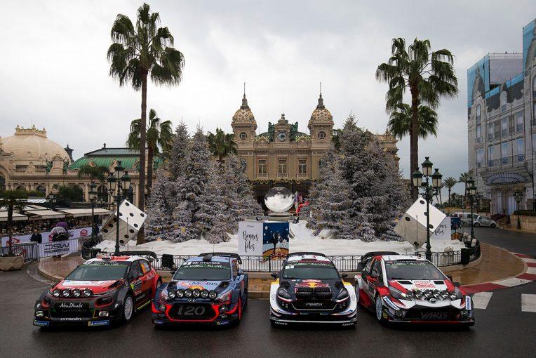 全14戦で構成される2019年のWRC開催スケジュールが発表された