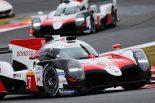 2戦連続ポールポジションを獲得した7号車トヨタTS050ハイブリッド