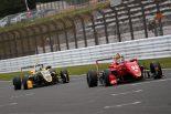 全日本F3選手権富士:混戦を後目に坪井翔が今季17勝目&11連勝の記録を達成