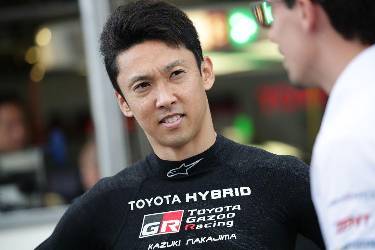 中嶋一貴「セクター3以外ではレベリオンのほうが速い」/WEC第4戦富士 予選後ドライバーコメント