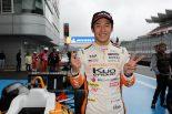 国内レース他 | 全日本F3選手権第19戦富士:坪井が逆転で今季17勝目。12連勝で王座獲得の一年を締めくくる