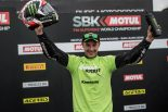 MotoGP | SBK初開催のアルゼンチン、レース1はレイが独走優勝。カワサキのマニファクチャラーズタイトルを決める