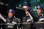 星野敏が加わったデンプシー・プロトン・レーシングはLM-GTEアマクラス2位を獲得した