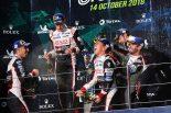 2018/19年WEC第4戦富士をワン・ツー・フィニッシュで制したTOYOTA GAZOO Racing