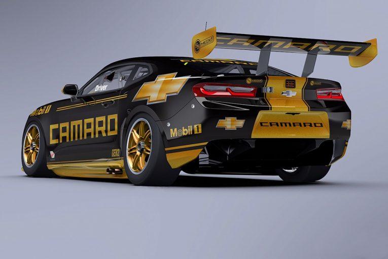 海外レース他 | オーストラリアの人気シリーズ『VASC』、2020年にカマロ登場へ。GMホールデンが投入明言
