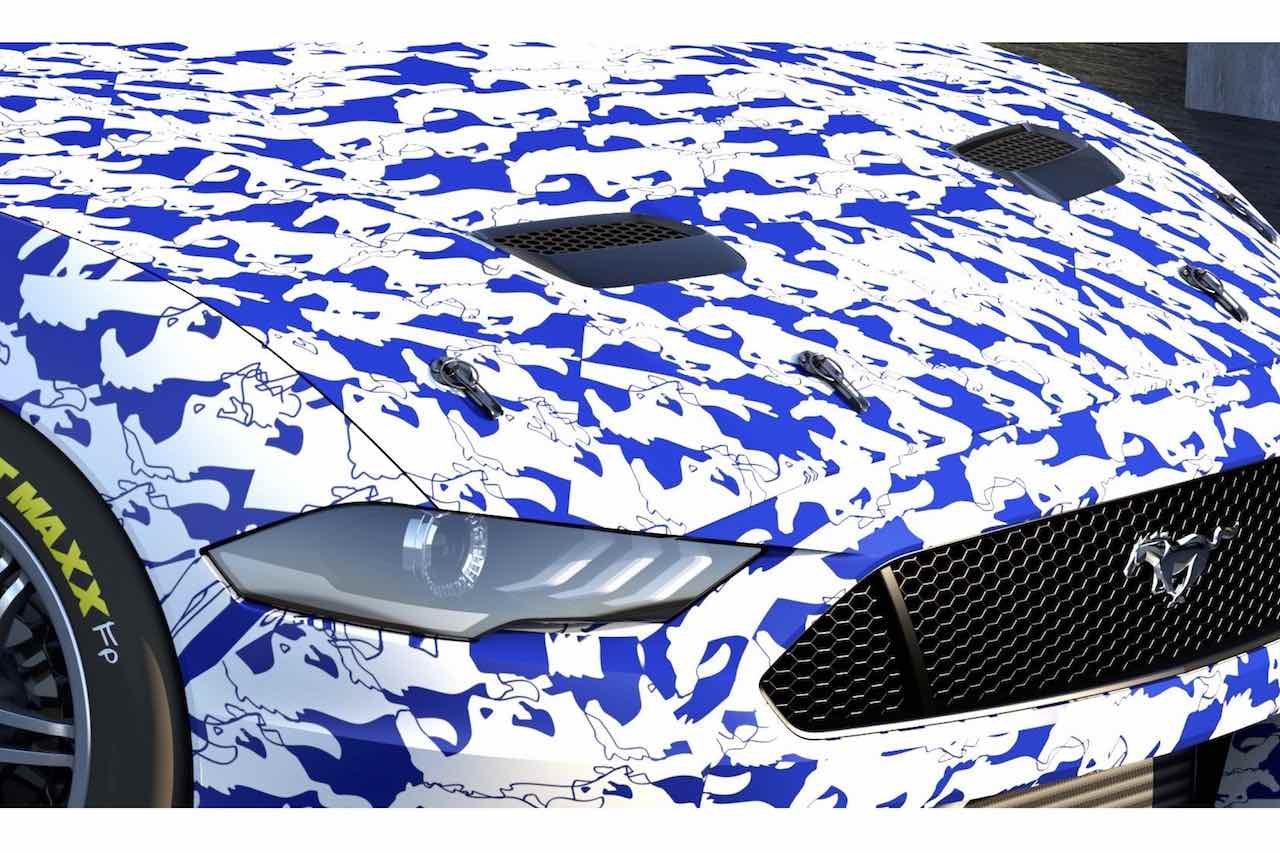 豪州SC:GMホールデン、2020年の『シボレー・カマロ・スーパーカー』投入を明言