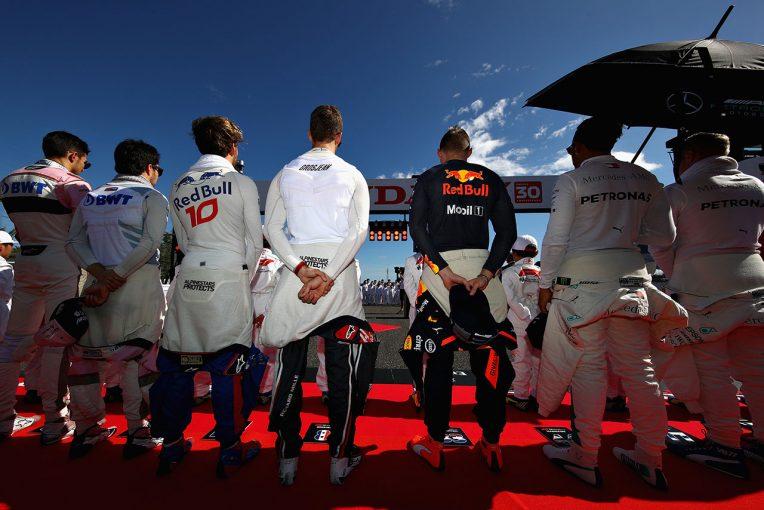 F1 | 【トロロッソ・ホンダF1コラム】日本GP予選で速さの片鱗を見せるも、金曜の走行不足で無念の失速