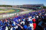 2018年F1第17戦日本GP トロロッソ・ホンダのファンたち