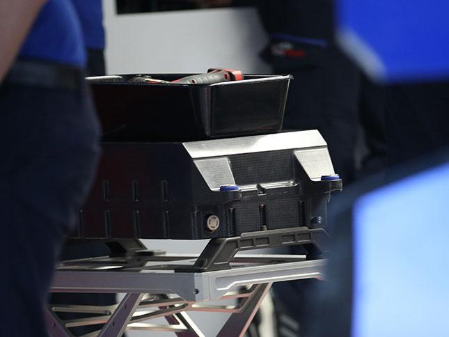 F1日本GP技術解説(2):フェラーリよりもコンパクトにまとめたホンダ製バッテリー