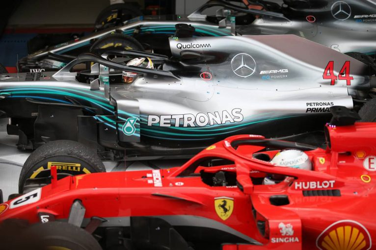 F1 | タイトルを獲得するまで手を緩めないメルセデスF1「フェラーリとの戦いはまだ終わっていない」