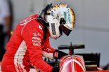 F1 | ベッテル、フェラーリF1のレースでの低迷は予選での不調にあると説明。今後の改善を期待