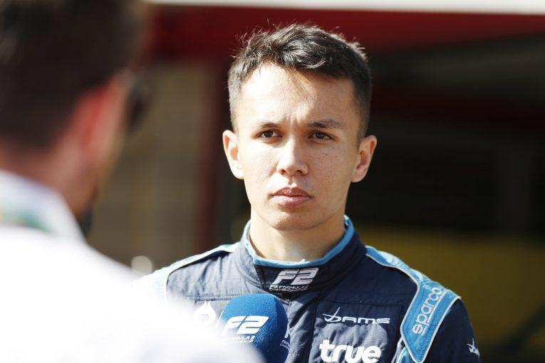 F1 | 2019年ドライバー探しに苦慮するトロロッソF1、ニッサン契約下のアルボンにアプローチとの報道