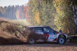 ERC:最終戦ラリー・リエパヤ。ロシアの新鋭2連勝で来季のWRカー挑戦権を獲得