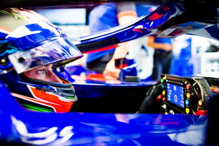 F1 | ハートレー、昨年F1デビューを果たしたアメリカGPは「1周年という小さな節目」