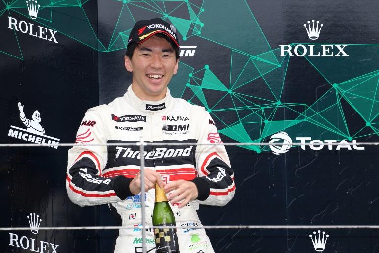 ThreeBond Racing 2018全日本F3選手権第8ラウンド富士 レースレポート