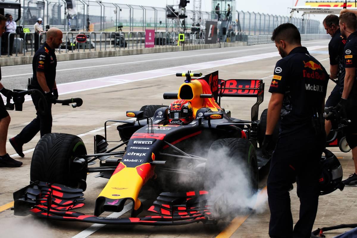 F1アメリカGP