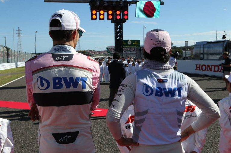 F1 | ペレス、チーム買収以降も向上を続けるフォース・インディアのパフォーマンスに驚嘆
