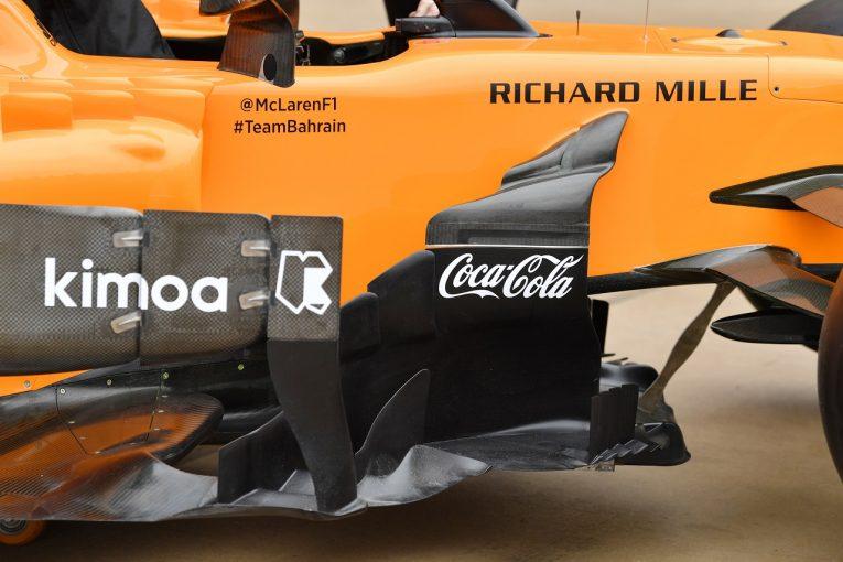 F1 | マクラーレンF1がコカ・コーラとパートナーシップ契約。マシンとスーツにロゴを表示