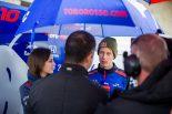 F1 | トロロッソ・ホンダF1のハートレー、すでに放出を覚悟か。チームに対し批判めいた発言
