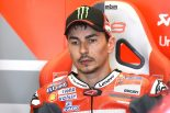 MotoGP | ドゥカティのロレンソ、MotoGP日本GP欠場を発表。左手首の怪我が回復せず